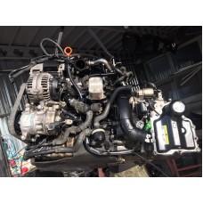VW GOLF 1.6 TDI CAY MOTOR ENJEKTÖR CIKMA VE SIFIR