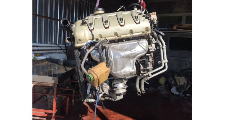 PORSCHE CAYENNE 4.8 V8 ATMOSFERİK MOTOR KOMPLE ÇIKMA FULL DOLU